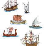Types de bateaux