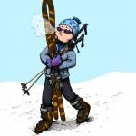 mami au ski