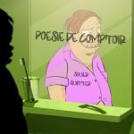 écran de titre - décor réalisé par Sandrine Pilloud - http://www.barbo.ch/