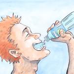 cartes de jeu : parcours d'une bouteille plastique - 2