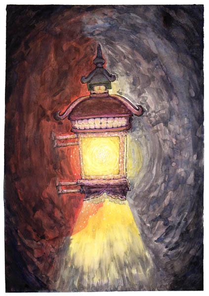 lampe de rue